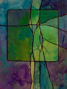 Gemstone 10 by Carol Nelson