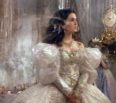 "Jennifer Connelly as Sarah in Jim Henson's ""Labyrinth."""
