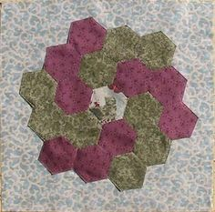 Hexi Challenge block: there is a tutorial on how to make this block. Doesn't look too difficult. If I make it with bigger hexes.