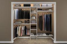 16 Interesting Closetmaid Closet Design Photograph Idea