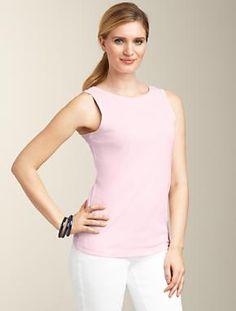 Talbots: $9.99 Talbots - Sleeveless Ballet-Neck Pima Cotton Tee | Misses | Misses http://www.talbots.com/online/browse/product_details.jsp?zoomImage=22013548_alt2=prdi28757=cat70018=cat90030=Default=Sale=cat90030=Misses#