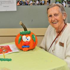 Our residents at Gilmore Gardens Retirement Residence in Richmond had a craving for carving some pumpkins! Halloween will look very different this year but it's not hard to get into the spooky spirit! 🎃#vervecares #community #halloween #pumpkins #spooky