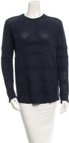 Tibi Sweater Crewneck Sweaters, Crew Neck, Pullover, Stylish, Tops, Women, Fashion, Moda, Women's