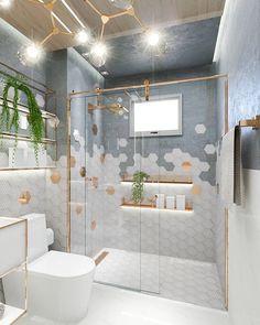 European Home Decor 75752 # Decoration 26 bathroom interiors to copy now interiors homedecor interiordesign homedecortips Bad Inspiration, Bathroom Inspiration, Modern Bathroom Design, Bathroom Interior Design, Wc Decoration, Grey Wall Decor, Beautiful Bathrooms, Cheap Home Decor, Room Decor