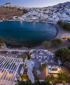 🐚🤍⛵⚓⛵🤍🐚 Santorini Travel, Greece Travel, Wonderful Places, Beautiful Places, Greece Islands, Travel Inspiration, Places To Go, Water, Outdoor