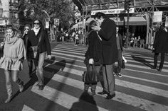 Blvd. Saint-Michel, 2011・Photo-essays