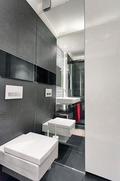 APP ARCHITEKCI: apartament, łazienka/bathroom
