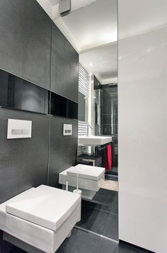 APP ARCHITEKCI: apartament, łazienka/bathroom