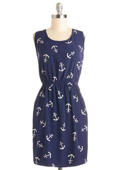 Hooked on Haute Dress, #ModCloth