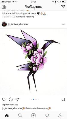 Mini Tattoos, Flower Tattoos, Body Art Tattoos, Watercolor Splatter, Painting Patterns, Color Tattoo, Traditional Tattoo, Floral, Oriental