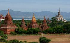 The Bagan Temples, Myanmar