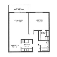 700 Square Feet Apartment 1 bedroom 700 sq ft house plans - expand kitchen into dining room