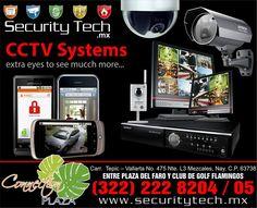 ¡Productos y Servicios de Seguridad Electrónica de la más alta calidad y vanguardia, sólo en #securitytech | www.securitytech.mx  Encuéntralos en Connection Plaza | www.connectionplaza.com.mx #connectionplaza