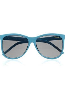 Glassing Butterfly D-frame Acetate Sunglasses. $45 #eyewear #sunglasses #accessories