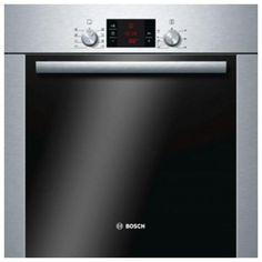 Multipurpose Oven BOSCH HBA22R251E 61 L 3580W Black Stainless steel