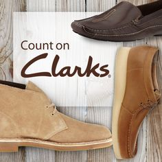 Choose more than 100 comfortable Clarks styles in hard-to-find sizes and widths.