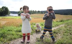 Fun-kit - Pants, Tunic & Sweater - Pickles