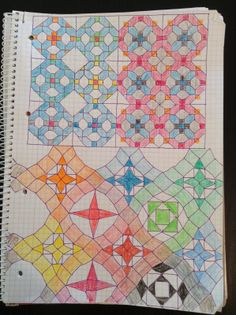 she can quilt: Aylin shares The Magic of EPP - a 2013 FAL Tutorial
