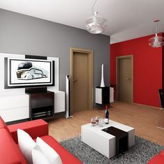 Simple Ideas To Decorate The Living Room