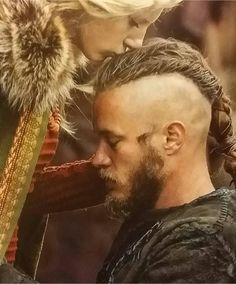 Vikings, tenderness, love, powerful