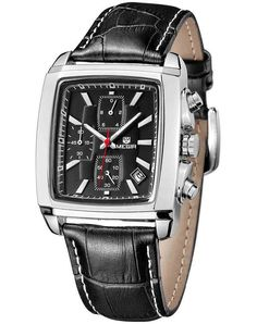 MEGIR Classic Business Quartz Watches