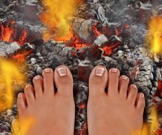 Burning Pain in Feet, What is it, what can be done