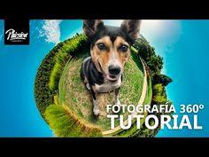 Fotografía 360º | Fotomanipulación en Photoshop | Phicsion
