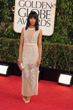 Kerry Washington - 70th Annual Golden Globe Awards …