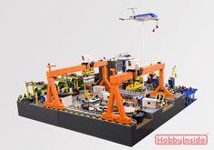 레고(LEGO) 디오라마/조형물/모형 제작 전문