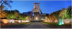 """Die Zeche Zollverein als """"HDR"""" Panorama hochauflösend.  Vergrößerungen bis 15 Meter breite möglich.  http://www.acrylwerk-galerie.de"""