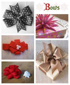 bow tutorials