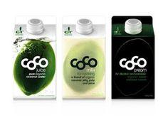 Water Packaging, Juice Packaging, Beverage Packaging, Bottle Packaging, Brand Packaging, Coconut Water Recipes, Coconut Water Smoothie, Coconut Drinks, Coconut Water Brands