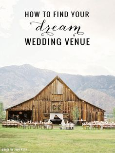 Top Tips on Finding Your Perfect Wedding Venue by Top Wedding Planner @Andri Benson