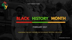 Customize this design with your video, photos and text. Easy to use online tools with thousands of stock photos, clipart and effects. Free downloads, great for printing and sharing online. Twitch Banner. Tags: black history month, black history month 2021, black history month flyer, black history month poster, black history month with biden harris, Black History Month, Black Friday , Black Friday Poster Templates, Flyer Template, Share Online, Free Downloads, Social Media Graphics, Got Print, Black History Month, Company Names, Black Friday