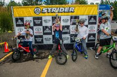 2016 Strider Cup racing in Spokane-WA, presented by Toyota. The finish like photos.