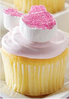 Fluffy Bunny Cupcakes – Kids will love helping with these easy and delicious Easter cupcakes. Let them dip marshmallows in colored sugar and arrange them to look like a bunny.