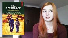 Of Mice and Men - John Steinbeck book review Elenas bookshelf, soareci si oameni, lennie small, george milton, boktube