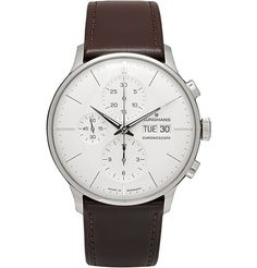 Junghans Meister Chronograph Watch | MR PORTER