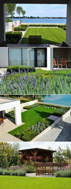 Garden by the lake in Rovinka with garden area of 400 m2, built in 2011