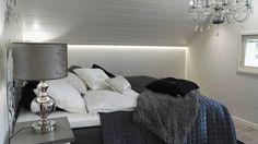 Asuntomessut 2016, Omatalo Armas, vanhempien makuuhuone