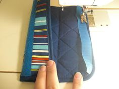Obsessively Stitching: Pot Holder Seat Belt Covers -- TUTORIAL