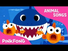 Baby Shark Dance | Sing and Dance! | Animal Songs | PINKFONG Songs for Children - YouTube