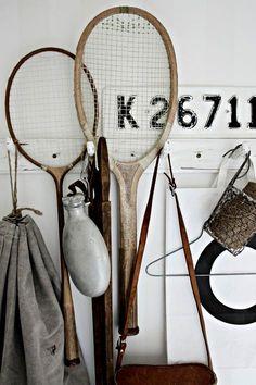 SELENCY : Vintage sport / racket