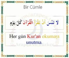 ... Learn Turkish Language, Arabic Language, Turkish Lessons, Arabic Alphabet For Kids, Language Quotes, Islam For Kids, Urdu Words, Learning Arabic, Learn English