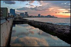 Malecon Havana Cuba Mi Pais