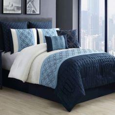 VCNY+8-piece+Marlow+Comforter+Set