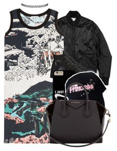 """5:28:15"" by codeineweeknds ❤ liked on Polyvore featuring Helmut Lang, Carven, Converse and Givenchy"