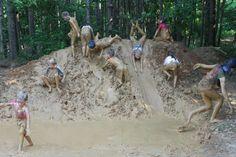 Mud Run For Kids