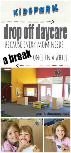 Drop off daycare - for moms who need a break