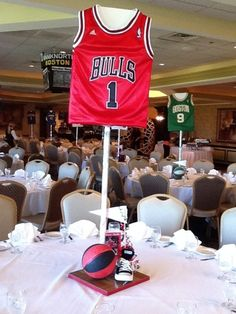 basketball themed bar mitzvah #barmitzvah #celebrate #personalized #style explore itsmymitzvah.com